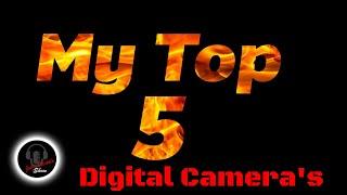 Top Digital Camera's on Amazon // John Bartolo Show