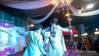 """Sajan tumse"" Om pratibha group, choreography & dress design by me.."