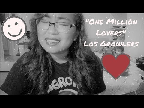 One Million Lovers - Los Growlers Ukulele Cover