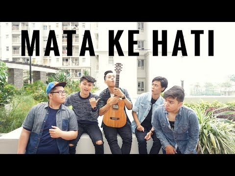 HiVi! - MATA KE HATI (Cover) | Audree Dewangga, Fearless And Voice [FAV]