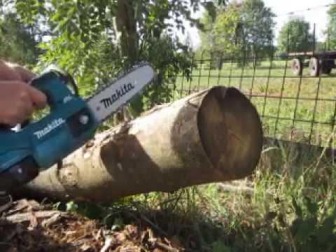 Makita DUC254 chainsaw/ kettingzaag,