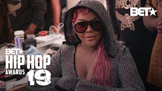 The Queen Bee, Lil Kim, Prepares For Her Epic 2019 Hip Hop Awards Performance! | Rehearsal 360°