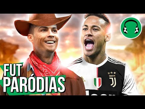 ♫ CR7 canta OLD TOWN ROAD p Neymar  Paródia Lil Nas X ft Billy Ray Cyrus