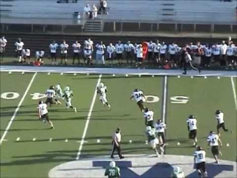 RB Shaquille Murray-Lawrence #20 *SIGNED LOI TO UNLV* Lon Morris College (FR Highlights)