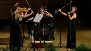 Moniuszko - String quartet no. 1 | QUARTETTO NERO