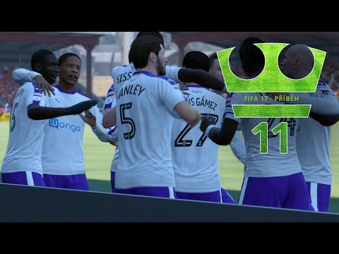 Jirka Hraje - FIFA17 CESTA 11 - Pokračujeme?