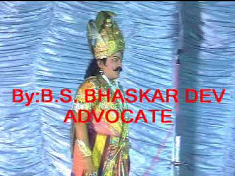 MAYA SABHA DURYODHANA BHASKAR DEV BOKKA ADVOCATE & MAA MEMBER