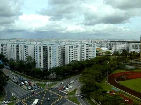 Singapore Penthouse Rosewood