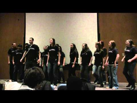 The University of Pittsburgh Overtones - You and I
