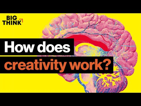 Creativity: The science behind the madness | Rainn Wilson, David Eagleman & more | Big Think