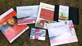 Hahnemuhle Watercolor Paper Review