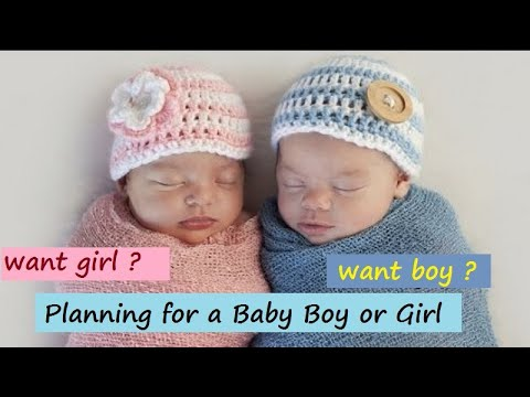 3 ways of planning a sex of the baby you want – Boy or Girl