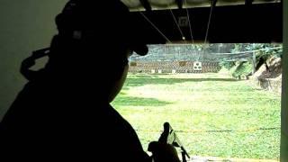 Espingarda calibre 32 CBC
