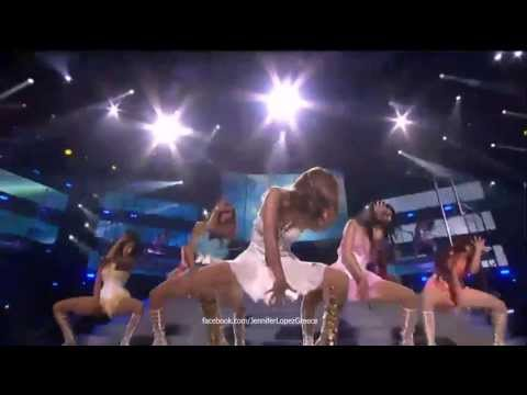 Jennifer Lopez ft. Pitbull - Live It Up (American Idol Finale 2013) HD