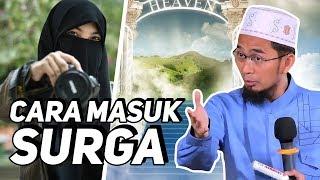 Download CARA MUDAH MERAIH SURGA FIRDAUS - Ustadz Adi Hidayat LC MA