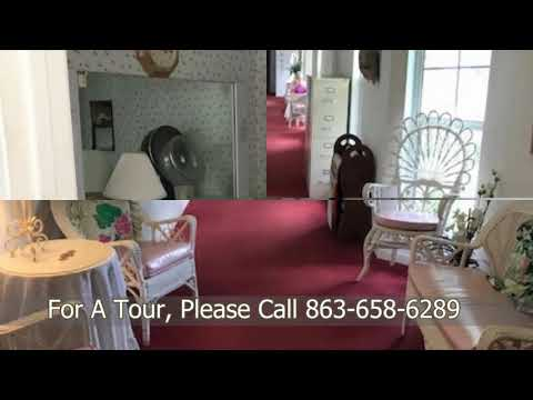 Heritage House Retirement Home | Clearwater FL | Assisted