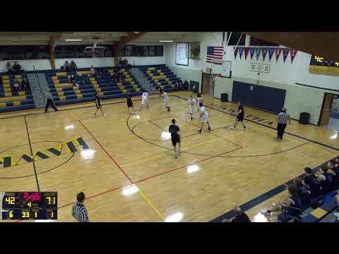 Hiawatha vs. Somonauk High School Varsity Mens' Basketball