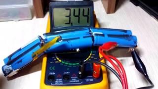 Ремонт батареи ноутбука. Урок#1 Прошивка контроллера BQ20Z70