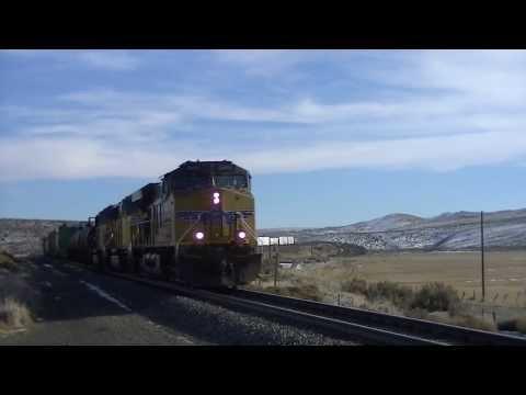 Mountain Railroading on the Huntington Subdivision