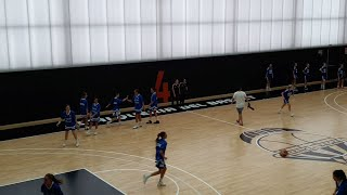 Grecia Finlandia 16.8.2018 First quarter; L'Alqueria del Basket del Valencia