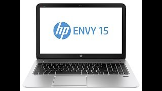 OPEN ME UP ! HP ENVY 15 Disassembly