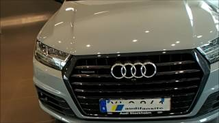 Nardo Grey Audi Q7|Audi exclusive (walkaround)