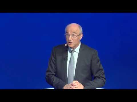 Réunion d'actionnaires Air Liquide à Marseille (avec Benoît Potier) - 23 mai 2017