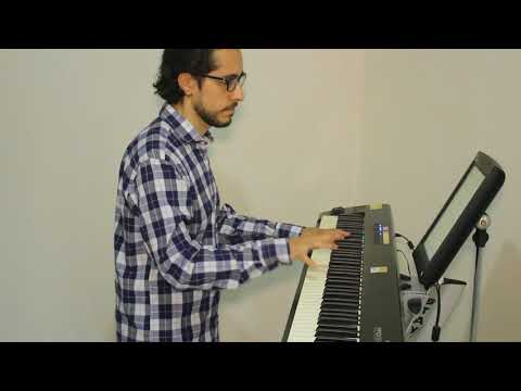 The End of Innocence (Symphony X) - Keyboard Cover (Israel Andrade) mp3