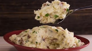 Caroline Manzo's Time-Saving Thanksgiving Mashed Potatoes
