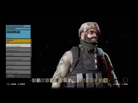 Ghost recon first impression
