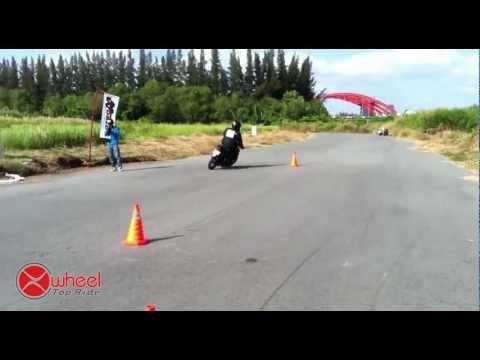 2012 TopRide Gymkhana - GP8 - Phong - Yamaha Exciter 135