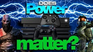 Does Power Matter Anymore? - Colteastwood ALL Native 4K Confirmed Games