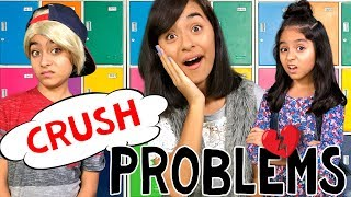 My Crush Problems - Embarrassing Skits : Just Giselle // GEM Sisters