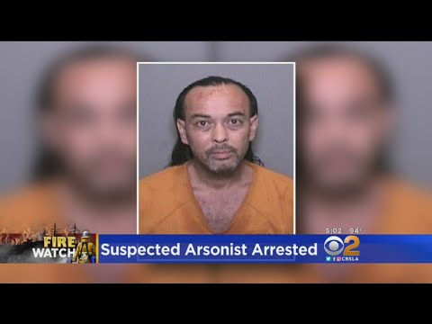 Neighbors Give Vastly Different Descriptions Of Holy Fire Arson Suspect