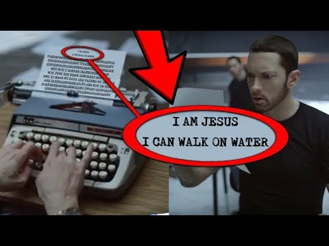 """The REAL MEANING OF """"Eminem - Walk On Water ft. Beyoncé"""" WILL SHOCK YOU..."""