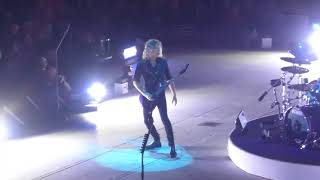 Metallica - Seek & Destroy, The Shortest Straw, Genting Arena, Birmingham, England, 30-10-17