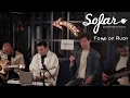 Fond Of Rudy - I Feel It Coming (The Weeknd Cover) | Sofar London