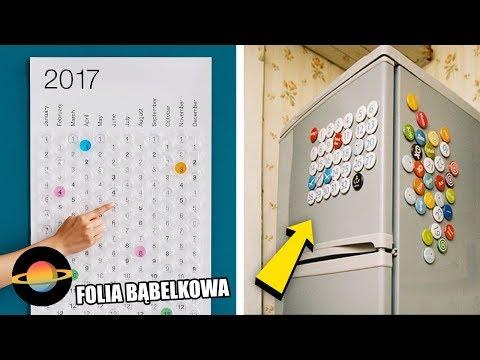 10 najbardziej kreatywnych kalendarzy na nowy rok