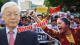 Già mà dại- vênh mặt thách thức 90 triệu dân Việt, Trọng lú và bộ sậu nhận cái kết đắng ngắt