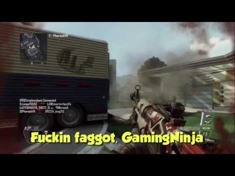 """GO PLAY MW2!"" - Black Ops 2 Noob Tube Rage Reactions Episode 9"