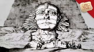 How old is the Sphinx? | @ConspiracyStuff
