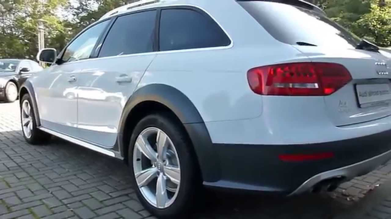 Audi A6 Allroad Quattro Youtube Autos Post