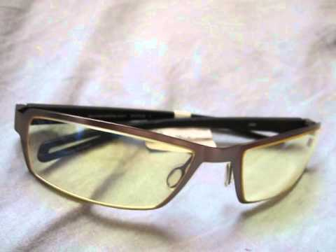 bd90c854f58 Computer Gaming Glasses Gunnar Optiks review Rocket Wi-Five - YouTube