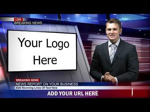 Breaking World news video