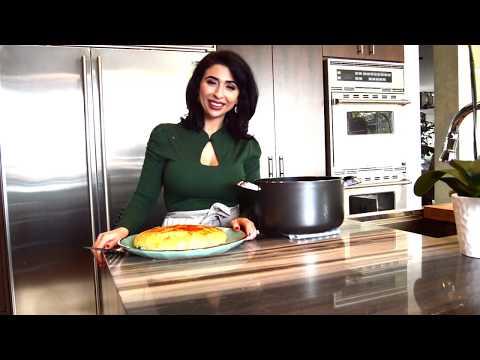 Best Persian Rice with Tahdig   Persian Recipes   Chef Tara Radcliffe
