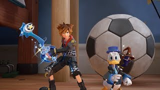 【KINGDOM HEARTS III】 PS4 DL版特典キーブレード「MIDNIGHT BLUE」