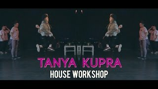 Bucie – Get Over It | House Workshop by Tanya Kupra