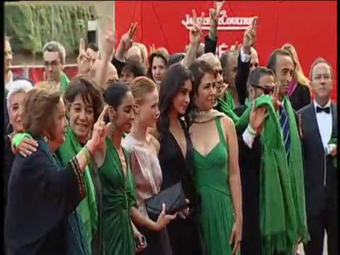 Red Carpet For Neshat and Cast @ 66th Venice Film Festival, Italy  Pt # 1