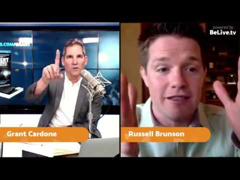 Expert Marketing Secrets with Grant Cardone and Russel Brunson