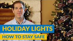 Holiday Light Safety Tips | Mr. Electric